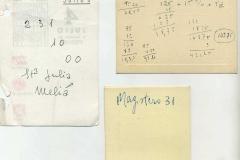 diferentes anotaciones