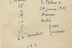 san martin de valdeiglesias, guisando, ávila, 29 de junio de 1967