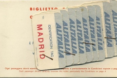 billete de avión alitalia a madrid