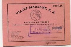 billetes de tren de viajes marsans a génova y san remo