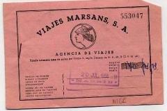 billetes de tren de viajes marsans a niza y génova