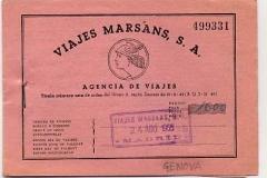 billetes de tren de viajes marsans a cerbere, génova y madrid-barcelona