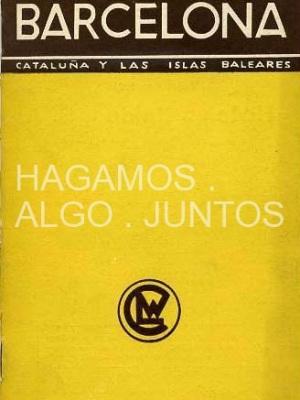 barcelona, cataluña e islas baleares