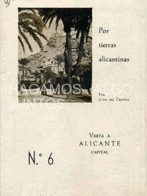 por tierras alicantinas