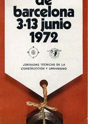 40 feria de barcelona, 1972