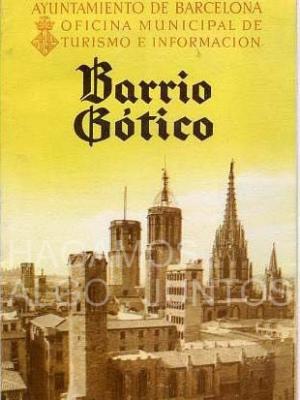 barcelona, barrio gótico