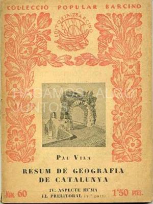 resum de geografia de catalunya
