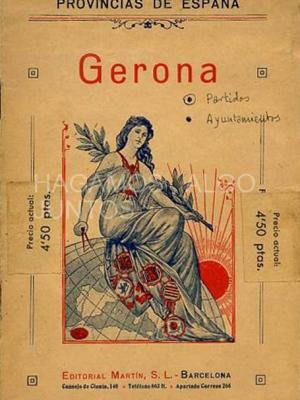 provincias de españa, gerona