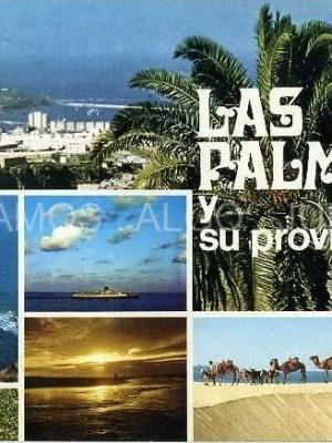 las palmas y su provincia