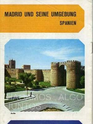 madrid und seine umgebung, spanien