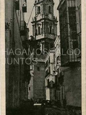 málaga, semana santa de 1943
