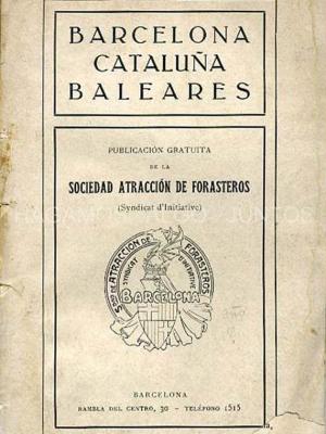 barcelona, cataluña, baleares, sociedad atracción de forasteros