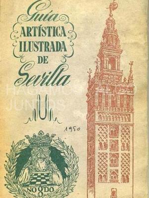 guía artística ilustrada de Sevilla