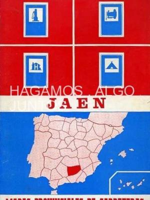 turismap jaen, mapas provinciales de carreteras