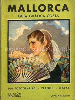 mallorca guía gráfica costa, edición española