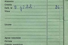 direccion general de turismo, albergue de carrtera de quintanar de la orden, toledo, marzo de 1961
