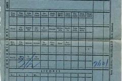 compañía internacional de coches cama, 1955, agosto 31