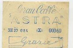 gran caffe astra italia