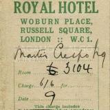 royal hotel london,