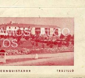hostal del conquistador trujillo