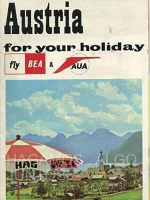 bea, austria for your holiday. aua