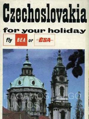 bea, czechoslovakia for your holiday. csa