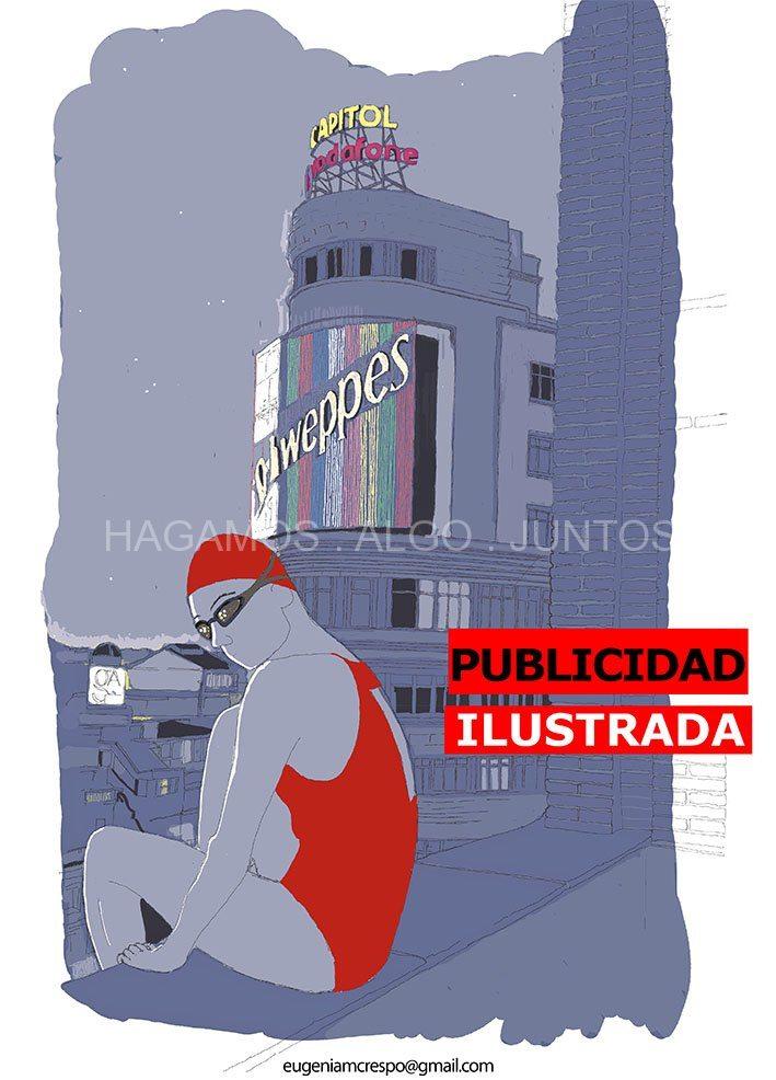 publicidad ilustrada