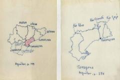 cataluña y aragón, provincia de tarragona