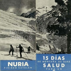 nuria, pirineo catalán