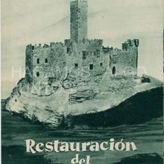 restauración del castillo de Javier