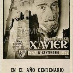 xavier, IV centenario