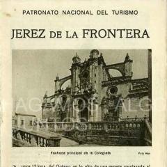 patronato nacional de turismo,jerez de la frontera