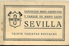 exposición iberoamericana y parque de maria luisa, sevilla, 1929