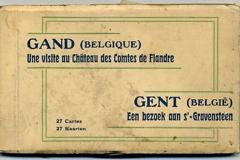 gand belgique, une visite au château des comtes de flandre, bélgica,