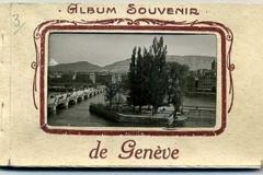 album souvenir de genève, ginebra, siuza, suisse