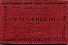 20 tarjetas postales ilustradas de valladolid
