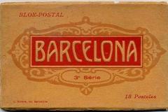 blok postal barcelona