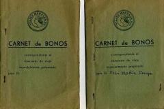 carnet de bonos de viajes marsans