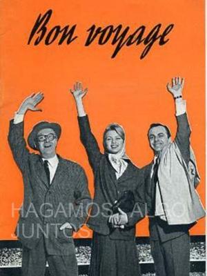 bon voyage, sncf, mars 1959