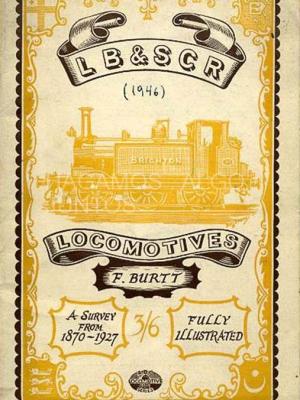 lb&scr, 1946, locomotives, f.burtt
