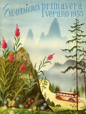 excursiones primavera verano 1959
