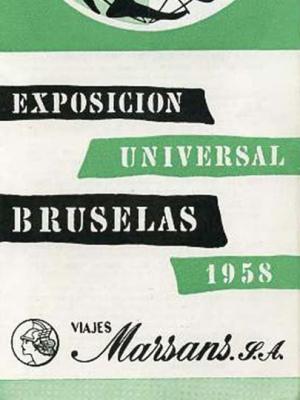 exposición universal bruselas 1958