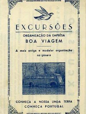 excursoes organizacao da empresa boa viagem, portugal