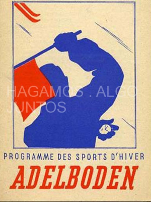 programme des sports d´hiver, adelboden
