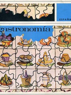 gastronomía. españa