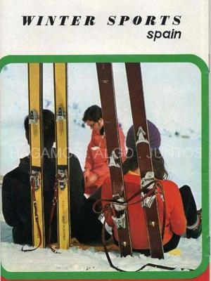 winter sports spain