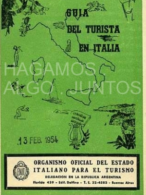 guia del turista en italia