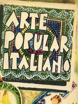 arte popular italiano