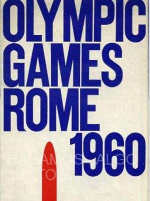 olympics games rome 1960, sas, swissair