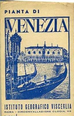 pianta di venezia